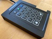 Need a super-secure way to transport data? Check out the Apricorn Aegis Padlock SSD
