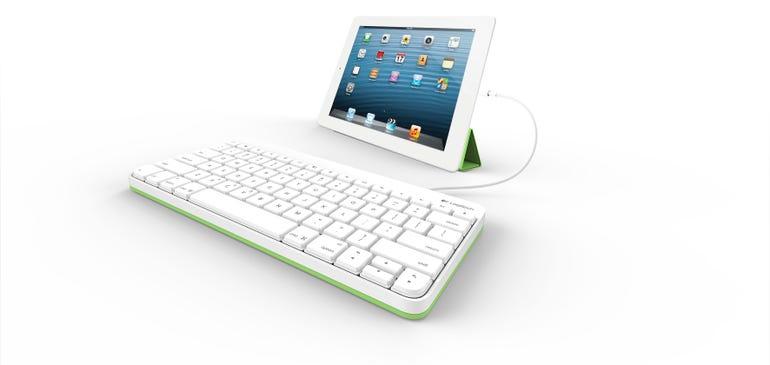 Logitech Wired Keyboard for iPad 2