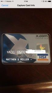 02-card capture info