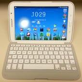 Galaxy Note 8 w keyboard