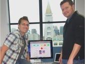 Gliffy founders Chris Kohlhardt and Clint Dickson