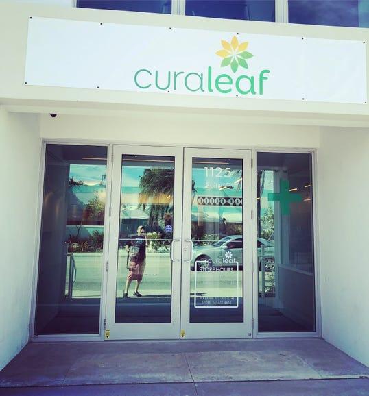 Curaleaf Storefront, Lake Worth FL