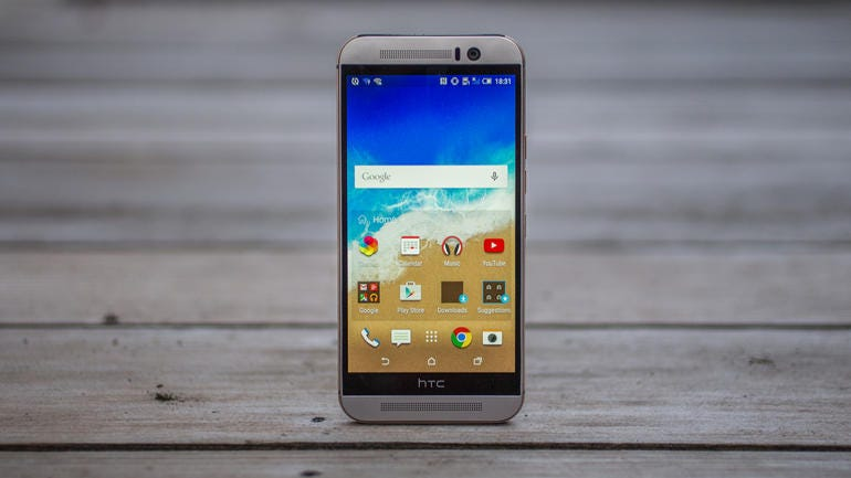 2015: HTC One M9
