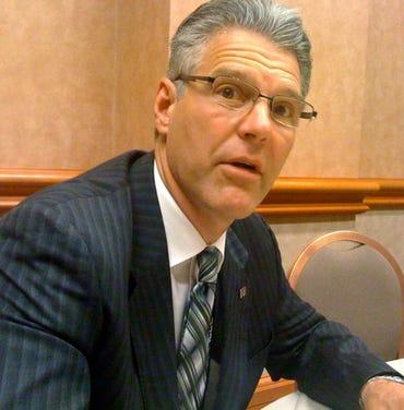 Gary Budzinski, senior VP HP Services