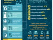 Survey shows that most businesses are taking steps to secure IoT data