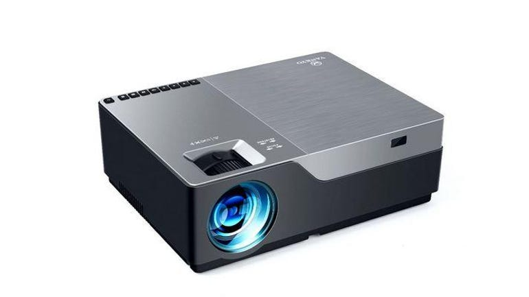 Hands on with the Vankyo V600 projector perfect for business or home theatre use zdnet