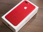 Red iPhone: Apple intros iPhone 8, 8 Plus (PRODUCT)RED