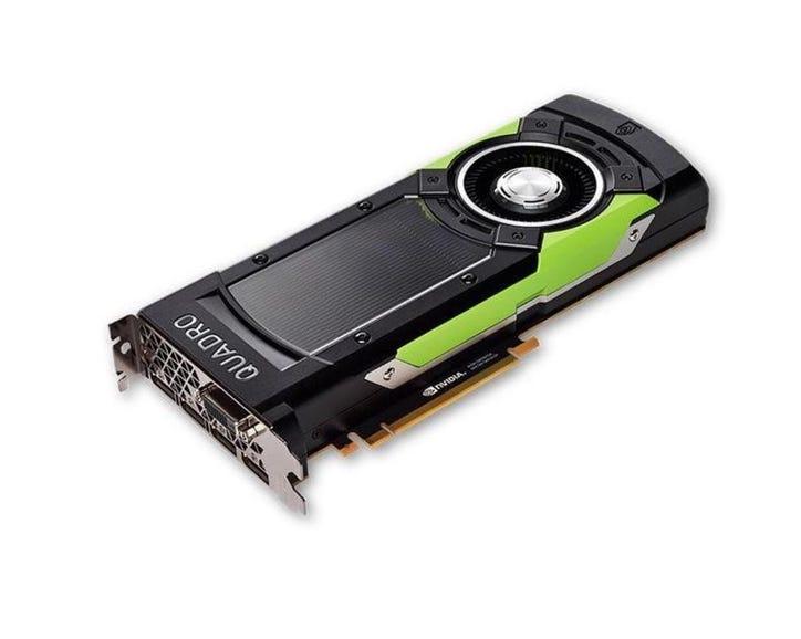 2 x PNY NVIDIA Quadro GP100 GPU