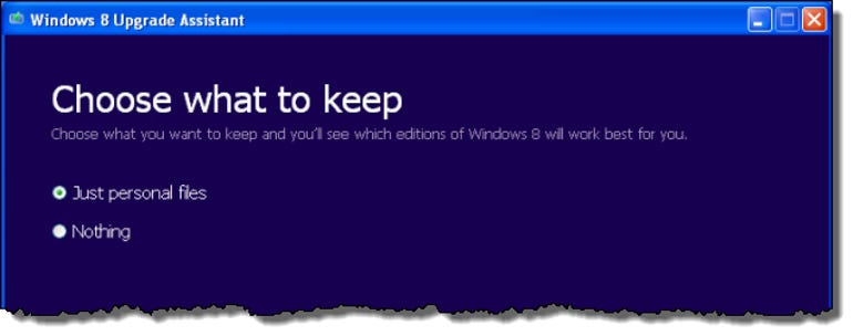 keep-files-only-with-xp
