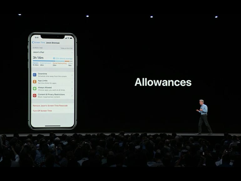 iOS 12: Screentime and digital well-being