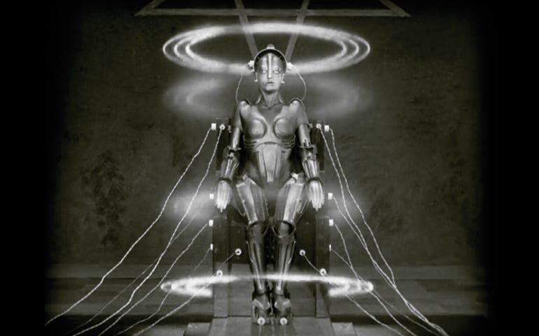 25. Metropolis (1927)