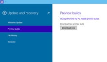 What's in the latest Windows 10 Technical Preview update (build 9860)?