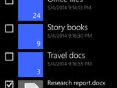 Microsoft makes Windows Phone 8.1 file manager available