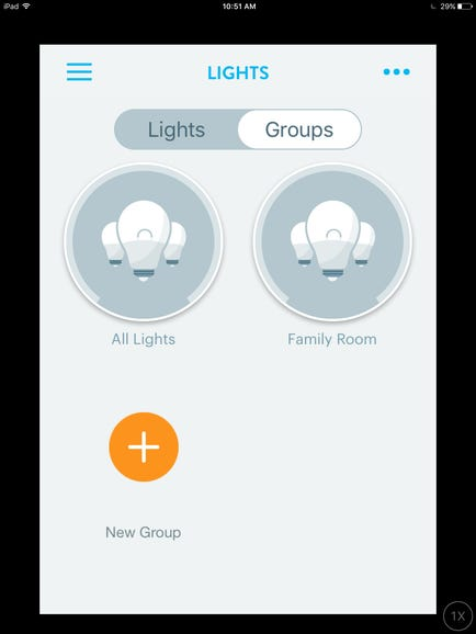 Grouping devices in Wink