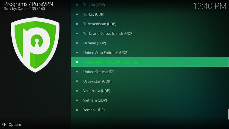 PureVPN VPN (4.5 out of 5)