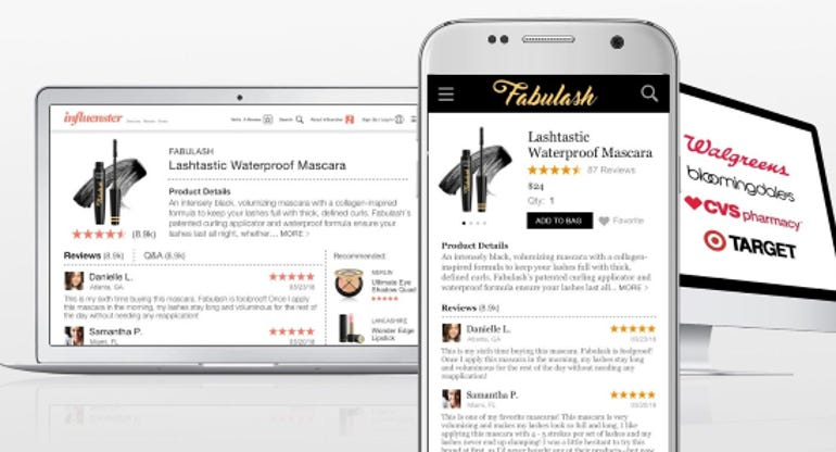 Influenster's ReviewSource connects customer reviews to eCommerce brands ZDNet