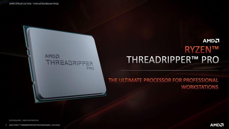 Threadripper PRO 3000WX