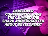 Developer conferences: Have they jumped the shark and forgotten about developers?