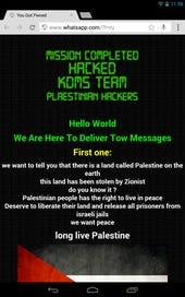 pro palestine hack group kdms team avg redtube alexia avira