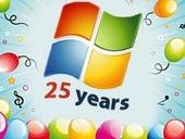 A quarter century of Windows