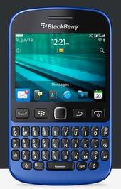 BlackBerry 9720. Image: BlackBerry