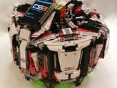 Machine versus Rubik's Cube: ARM Lego robot prepares to smash own puzzle-solving record