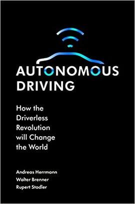Autonomous Driving book cover