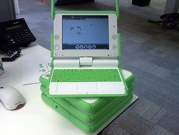 OLPC XO laptops