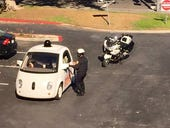 'May I see your license?' Why police pulled over Google's self-driving car