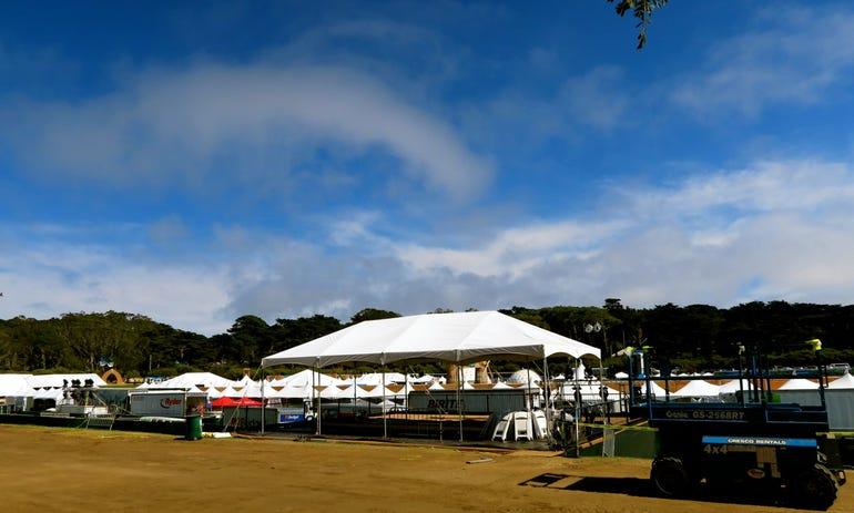 Golden Gate Park's Polo Fields