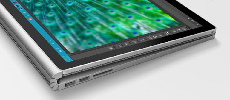 With its new Surface Book and Surface Pro 4, Microsoft aims high