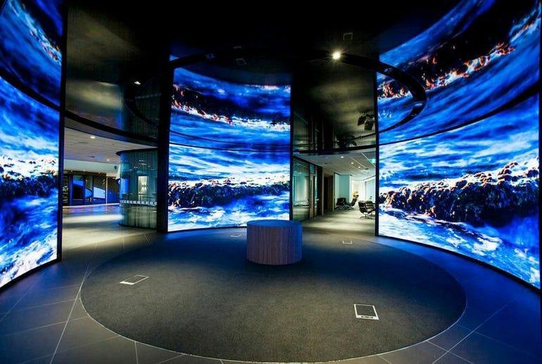 Telstra Customer Insight Center, Sydney