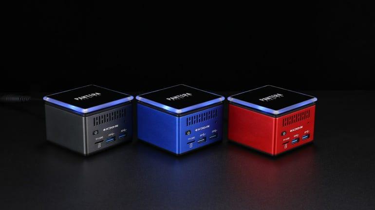 XDO Pantera Pico mini PC compact and portable with a range of mini accessories zdnet