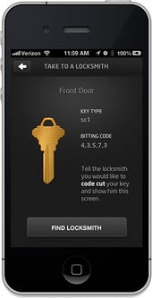 KeyMe: Use your iPhone's camera to store your keys in the cloud - Jason O'Grady