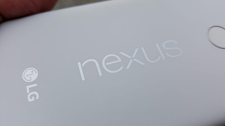 LG and Nexus branding