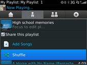 Hands on with RIM's new BBM Music service