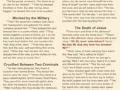 Image Gallery: Hands-on with Olive Tree Bible Reader beta for the Apple iPad