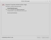 Mint Driver Manager
