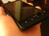 Motorola Droid X review: hands-on pictures