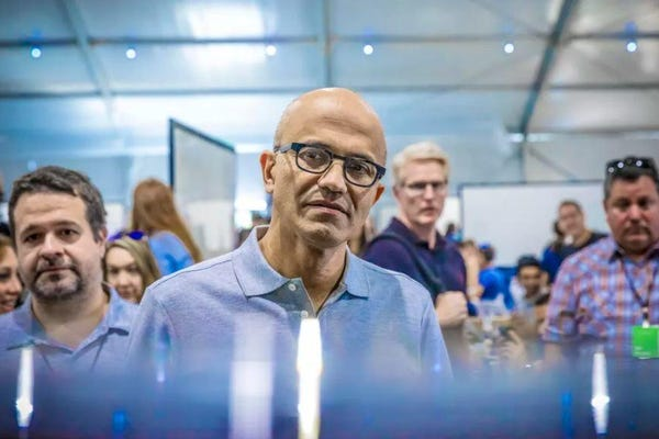 Nadella's acquisitions: How Nuance stacks up