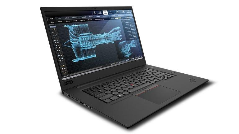 Lenovo laptop thinkpad-P1