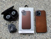 Nomad Rugged Leather Moment case: MagSafe, 10-foot protection, and advanced lens support