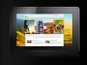 Enterprise features in the BlackBerry PlayBook