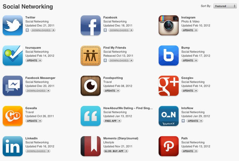App Store Essentials - Social Networking - Jason O'Grady
