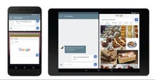 The new features in Google's latest OS, Android N