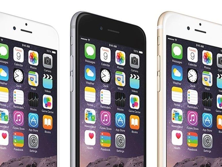 iPhone 6 128GB Refurbished (approx. $459)