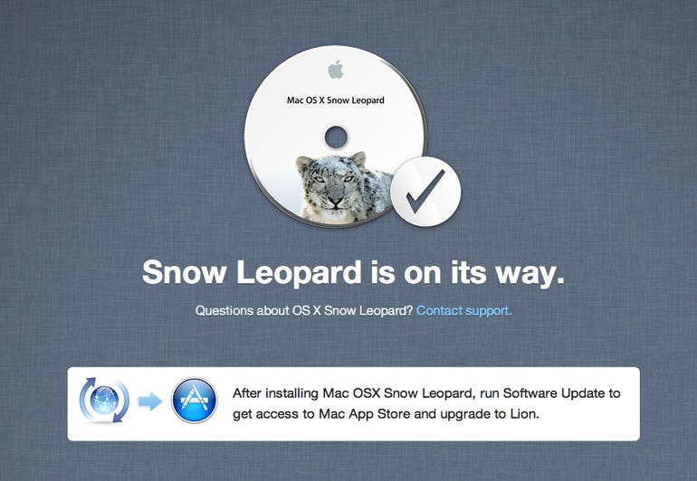 Apple offering Snow Leopard for free to MobileMe subscribers - Jason O'Grady