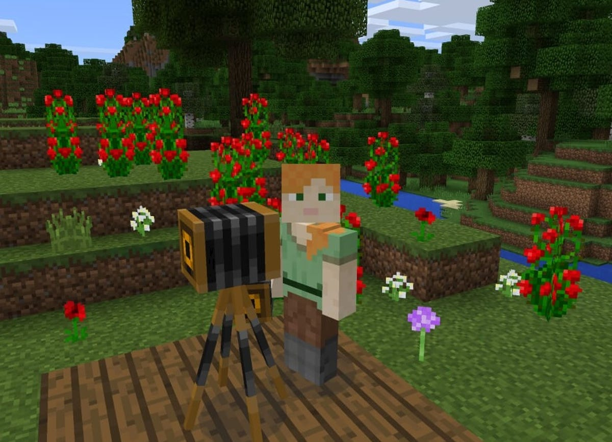 Microsoft releases free trial version of Minecraft Education
