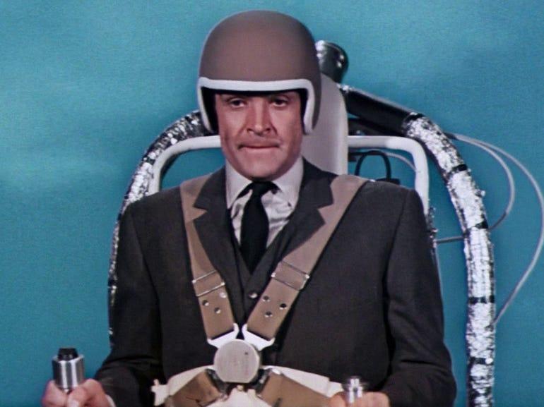Bell Rocket Belt, Thunderball (1965)