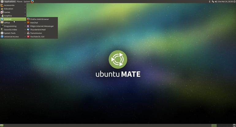 Ubuntu MATE 16.04
